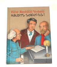 Leo Ferré - 2cd-Maudits soient-ils-RIMBAUD VERLAINE - 1016/17