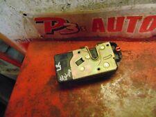 05 04 03 02 01 00 Saturn LW300 L300 left rear door latch & power lock actuator