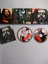 Past, Present & Future [PA] by Rob Zombie (CD, Sep-2003, 2 Discs, Geffen)