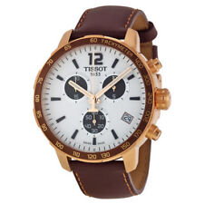 Tissot Stainless Steel Band Unisex Wristwatches