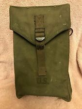 US AMMUNITION CARRY BAG PARATROOPER KOREAN ERA 1951 AMMO POUCH