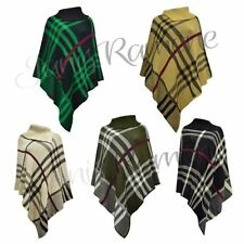 Winter Poncho Jumpers & Cardigans for Women