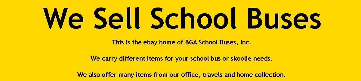 BGA School Buses