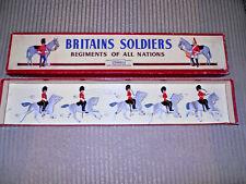 PRE WAR 30s BRITAINS METAL SOLDIERS ROYAL SCOTS GREYS CAVALRY 32!!!!!!!!!!!!!!!!