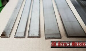 Stainless Flat Bar 304 (1.403) 5mm Thick 20-50mm Wide  Free p&p & Cutting