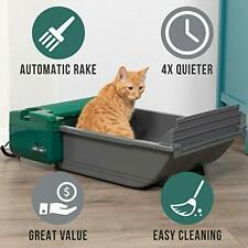 Pet Scoop Automatic Self Cleaning Litter Box Cat Litter Box Easy to Clean Waste