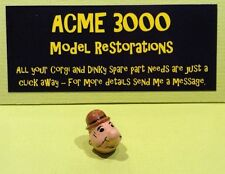 Popeye Paddle Wagon Corgi 802 Reproduction Repro Painted Wimpey Head Figure