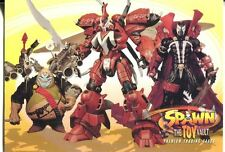 Spawn The Toy Files Promo Card ST2