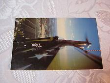 Vintage Postcard Eaa Aircraft Airplane Aviation Oshkosh Wi