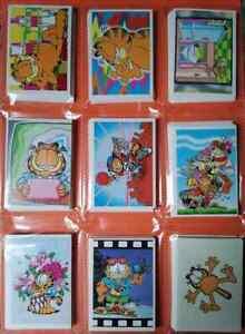 GARFIELD 2000 Dečje Novine - Complete set of stickers 204/204