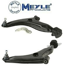 Volvo S40 V40 Pair Set of 2 Front L+R Control Arm and Ball Joint Meyle
