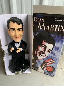 """18"""" Dean Martin Animated Singing Figure Gemmy Pop Culture Series - See Notes*"""