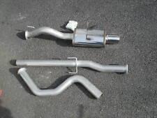 "3"" Stainless 96-00 Civic Coupe Sedan Full Exhaust System Kteller CBCivic93"