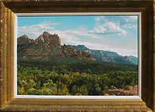 Tom Murray (American,b.1955 ) Oil Painting on Canvas  Landscape Signed Dated