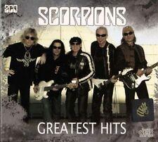 "SCORPIONS:- ""Greatest Hits"" 2CD"