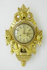 French Antique Wall Clocks (1900-Now)