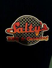 SALTY'S BBQ & Catering Bakersfield,CA FEAT.on GUY FIERI'S TRIPLE D TSHIRT (A/S)