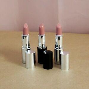 3x bareMinerals Marvelous Moxie SPEAK YOUR MIND Lipstick Minis