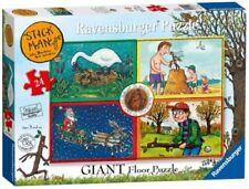 Puzzles Ravensburger en carton avec 15 - 25 pièces
