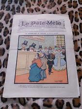 Magazine - LE PÊLE-MÊLE, n° 25, 22/06/1902