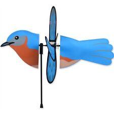 "Blue Bird 17"" Whirligig Petite Staked Wind Spinner 10.... PR 25179"