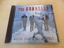 CD - THE CONNELLS - WEIRD FOOD & DEVASTATION - 1996 TVT REC.