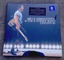 BRUCE SPRINGSTEEN Live 1975-85 US ORG 5 LP Box Set E-Street Band CLEMMONS SEALED
