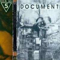 Document - Music CD - R.E.M. -  1998-01-27 - I.R.S. RECORDS - Very Good - Audio