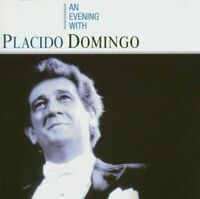 Placido Domingo - An Evening With Placido Domingo NEW SEALED MUSIC AUDIO CD