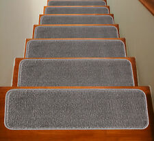 M Mod-Arte | Solo Collection, Stair Treads, Solid Color, Rubber Backing Non slip