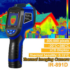 8GB IR Resolution 32x32 Infrared Thermal Imager Camera Imaging Fit -4~716°F Temp