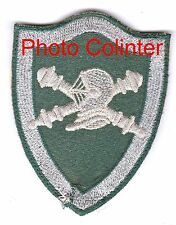 Chars de Combat - Insigne tissus  - écusson