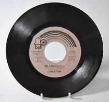 """FUNK SOUL 45RPM BY LUNAR FUNK """"MR PENGUIN PART 1 & PART 2"""" BELL RECORDS"""