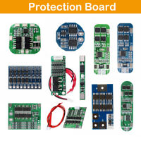 5S/4S/3S/2S/1S Li-ion Lithium Cells Battery Protection BMS PCB Balance Board US