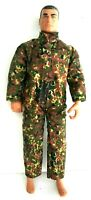 Hasbro Action Man Military Camouflage Action Figure 1995 Vintage Rare