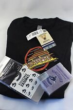 NEW Vancouver Canucks Mixed Lot Long Sleeves Shirt S Tattoos Playing Cards
