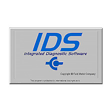 Ford IDS V118 Native Installation (No Vmware)