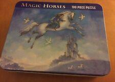 Barefoot Books 100 Piece Puzzle Called Magic Horses