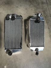 radiatori radiatore destro + sinistro Honda CRF250R 2018 18 radiator radiators