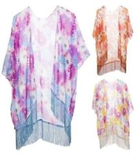 Unbranded Chiffon Dresses for Women with Tassels