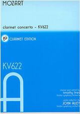 Mozart - Clarinet Concerto KV622 - Bb Clarinet & Piano - Edit: Lines 3611640