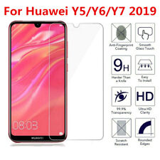 1x3x5x 9H Tempered Glass Films Cover Screen Protectors For Huawei Y5 Y6 Y7 2019