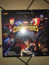 Marvel Contest of Champions: Battlerealm board game 3-6 players