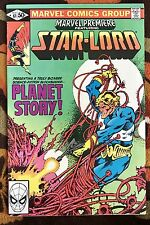 Marvel Premiere #61 (Marvel,1981) STAR-LORD Guardians of the Galaxy (VF/NM)