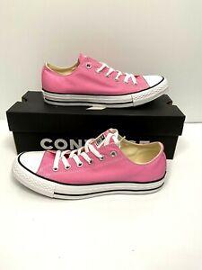 Converse Chuck Taylor All Star OX Sneaker PINK Men's 7 Women's 9 NEW M9007