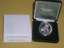 Irland 15 Euro Silber 2017 PP  Sir Charles A. Parsons