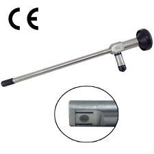 90 Degree ø8x180mm Endoscope Laryngoscope Connector Fit Storz Olympus Wolf FDA