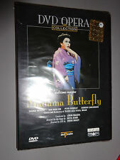 DVD OPERA COLLECTION MADAMA BUTTERFLY HAYASHI ZANCANARO TEATRO ALLA SCALA MILANO