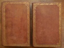 THE HISTORY OF THE REIGN OF HENRY VIII, by Sharon Turner - 1827 2 Vols. 2nd Ed.