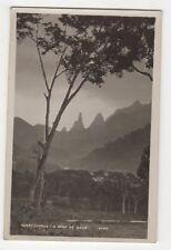 Brazil, Therezopolis, O Dedo de Deus RP Postcard, B199